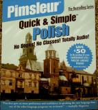 Cover of Pimsleur Quick & Simple CDs