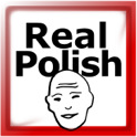 Real Polish logo