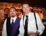 Z moim ojcem w barze